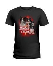GAEA - Border Collie Great 1104 Ladies T-Shirt thumbnail