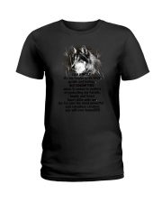 Wolf I Am 2905 Ladies T-Shirt thumbnail