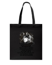 Wolf I Am 2905 Tote Bag thumbnail
