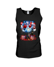Doberman Pinscher Holiday D2105 Unisex Tank thumbnail