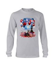 Doberman Pinscher Holiday D2105 Long Sleeve Tee thumbnail