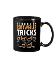 Rottweiler Trick Mug thumbnail