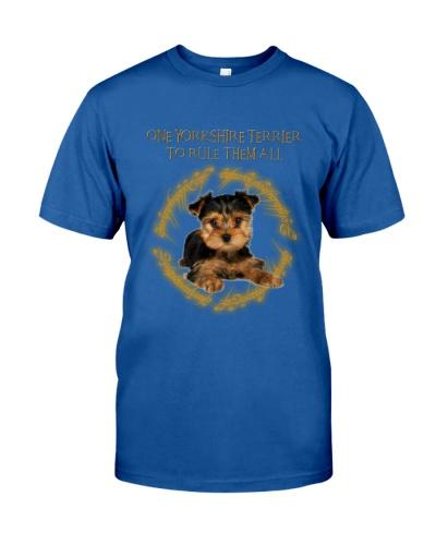 Yorkshire Terrier Rule