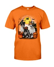 Zeus - French Bulldog Halloween - 2408 - A10 Classic T-Shirt front