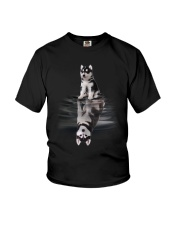 GAEA - Siberian Husky Be Yourself 0904 Youth T-Shirt thumbnail