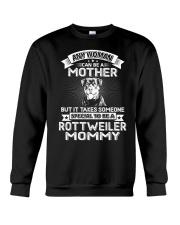 Rottweiler MF Crewneck Sweatshirt thumbnail