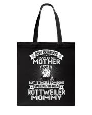 Rottweiler MF Tote Bag thumbnail