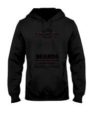 Beards Good Choices 2504 Hooded Sweatshirt thumbnail