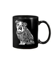 Bulldog Pattern 280218 Mug thumbnail