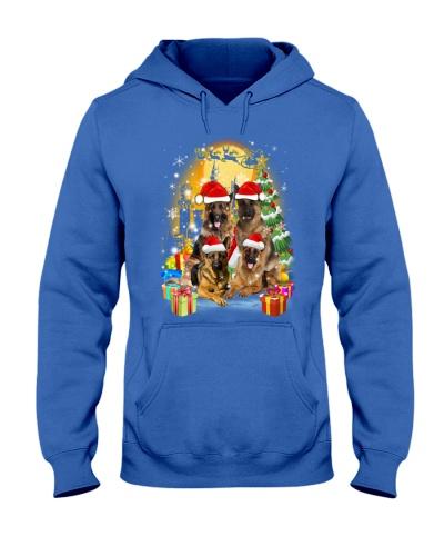 ZEUS - German Shepherd Christmas - 2209 - 75