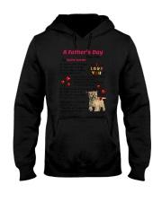 Cairn Terrier Poem 0606 Hooded Sweatshirt thumbnail