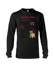 Cairn Terrier Poem 0606 Long Sleeve Tee thumbnail