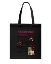 Cairn Terrier Poem 0606 Tote Bag thumbnail