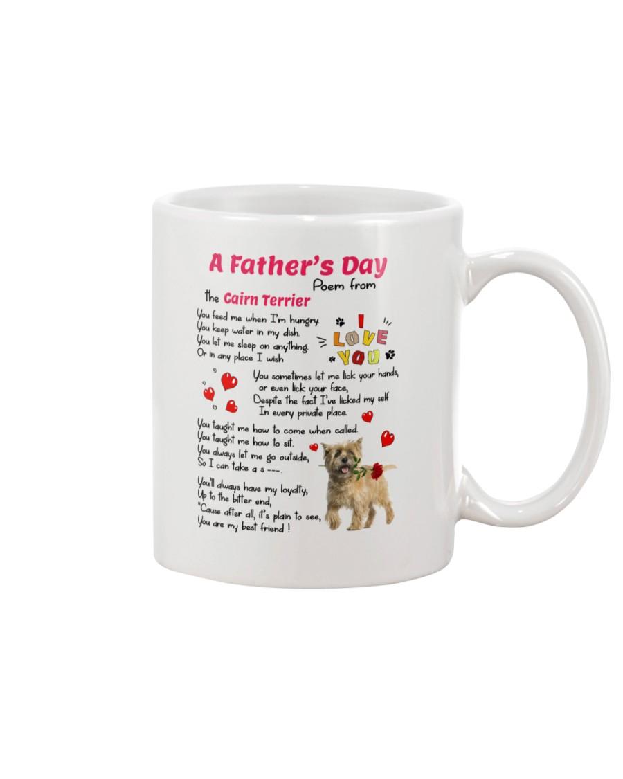 Cairn Terrier Poem 0606 Mug