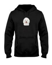 Bichon Frise Human Dad 0206 Hooded Sweatshirt thumbnail