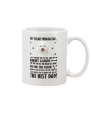 Bichon Frise Human Dad 0206 Mug front