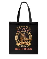 Cat Best Friend 260218 Tote Bag thumbnail