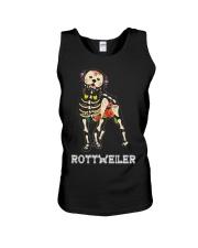 Rottweiler Bone Unisex Tank thumbnail