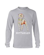 Rottweiler Bone Long Sleeve Tee thumbnail