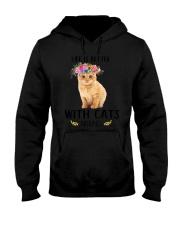 GAEA - Cats Around 1704 Hooded Sweatshirt thumbnail