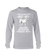 Golden Retriever Need Me Long Sleeve Tee thumbnail