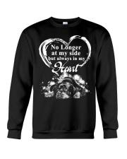 Rottweiler In My Heart Crewneck Sweatshirt thumbnail