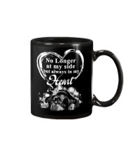 Rottweiler In My Heart Mug thumbnail