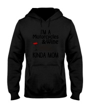 Motorcycles Kinda Mom 2304 Hooded Sweatshirt thumbnail