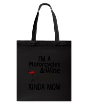 Motorcycles Kinda Mom 2304 Tote Bag thumbnail