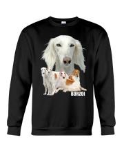 Borzoi Awesome Crewneck Sweatshirt thumbnail
