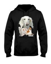 Borzoi Awesome Hooded Sweatshirt thumbnail