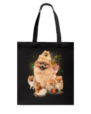 GAEA - Pomeranian Smile 0904 Tote Bag tile