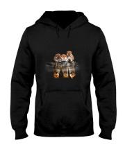 Shiba Inu Dreaming - 0210 Hooded Sweatshirt thumbnail