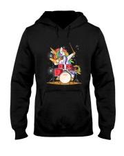 Unicorn Drums 2604 Hooded Sweatshirt thumbnail