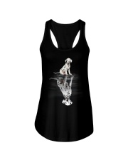 GAEA - Dalmatian Dream New - 0908 - 18 Ladies Flowy Tank thumbnail