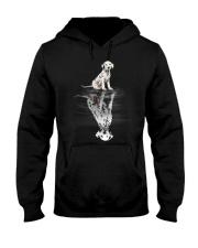 GAEA - Dalmatian Dream New - 0908 - 18 Hooded Sweatshirt thumbnail
