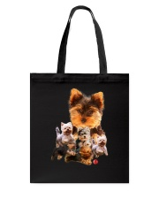 GAEA - Yorkshire Terrier Running 1303 Tote Bag thumbnail