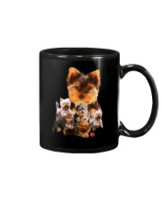 GAEA - Yorkshire Terrier Running 1303 Mug tile