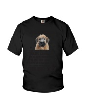 Soft Coated Wheaten Terrier Human Dad 0406 Youth T-Shirt tile
