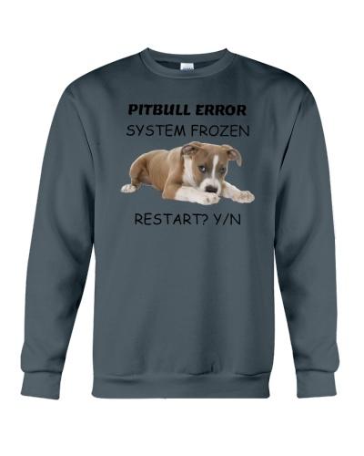 Pitbull error