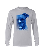 Boxer Is Here Long Sleeve Tee thumbnail