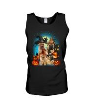 Gaea - Shar Pei Halloween - 1608 - 51 Unisex Tank thumbnail