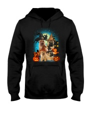 Gaea - Shar Pei Halloween - 1608 - 51 Hooded Sweatshirt thumbnail