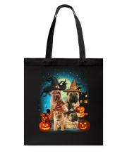 Gaea - Shar Pei Halloween - 1608 - 51 Tote Bag thumbnail