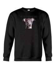 Italian Greyhound Human Dad 0206 Crewneck Sweatshirt thumbnail