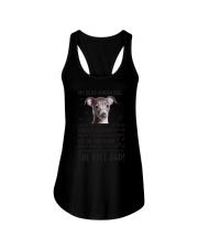 Italian Greyhound Human Dad 0206 Ladies Flowy Tank thumbnail