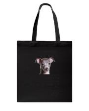 Italian Greyhound Human Dad 0206 Tote Bag thumbnail