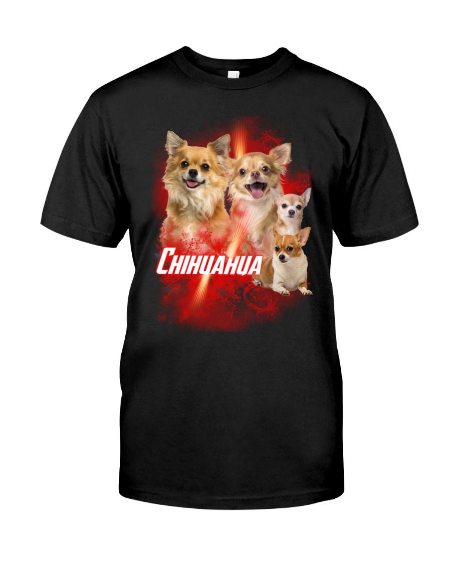 GAEA - Chihuahua Great 1104 Classic T-Shirt