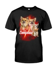 GAEA - Chihuahua Great 1104 Classic T-Shirt front