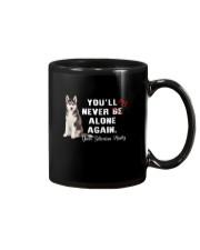 Your Husky Never Be Alone 1306 Mug thumbnail